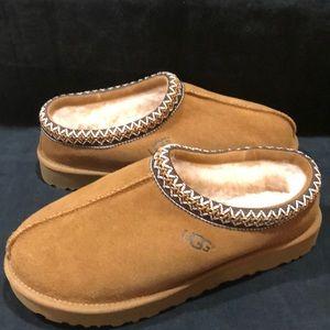 Ugg Tasman Men's Slippers NEW Chestnut